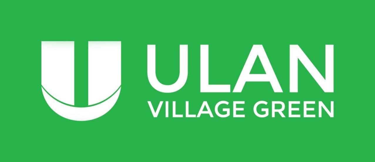 ulan village green logo